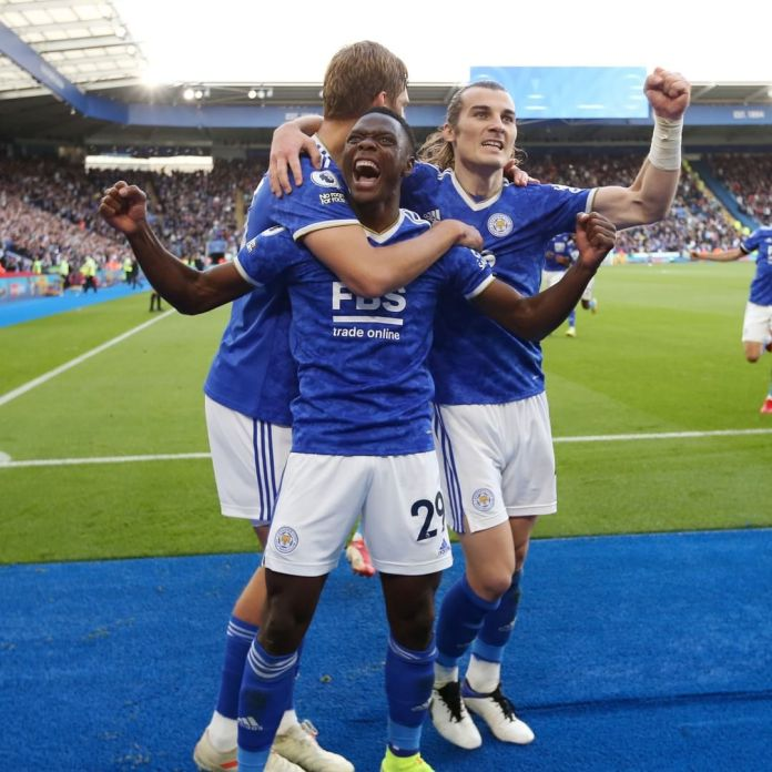 Leicester City 4 – 2 Manchester United