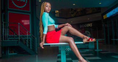 Kettrinah Bags Miss Orient Zambia Organization 2021