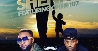 """Shenky – """"Responsible Father"""" (Feat. Chef 187)"""