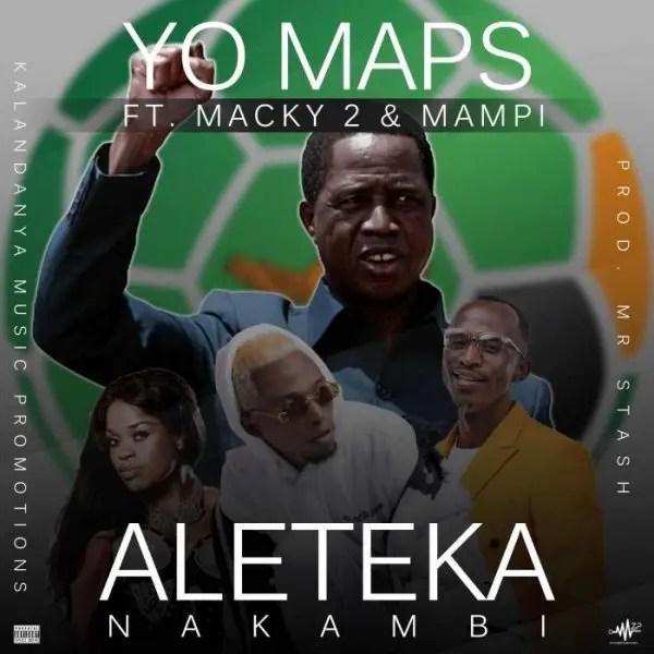 "Macky 2 x Mampi x Yo Maps - ""Solly"" (Alebwelelapo)"