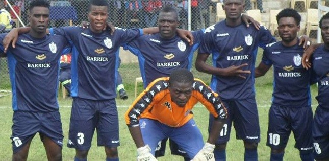 Lumwana go top after beating Mighty