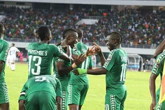 Image result for Zambia to play S'Africa in U20 AFCON Semi-final