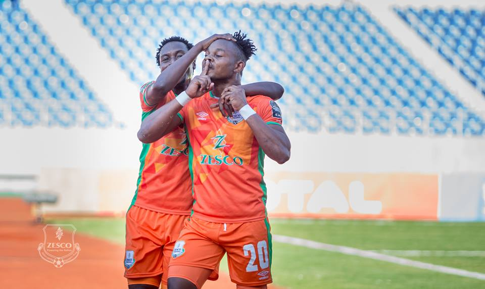 Mbombo left behind from Zesco team to play Smuoha in Egypt