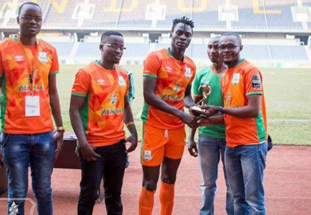 Zesco to face Mbabane Swallows, Etoile du Sahel in Champions League