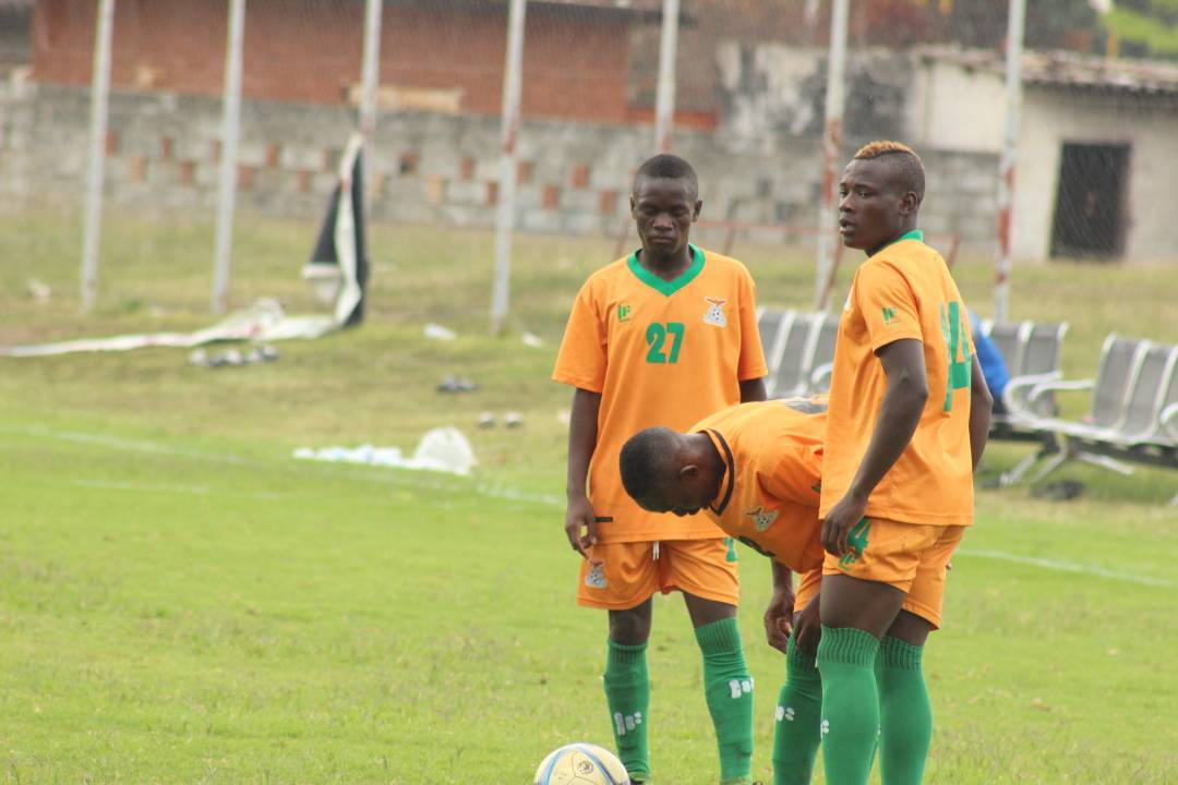 Zambia U20 intensify COSAFA preps as Numba trims squad