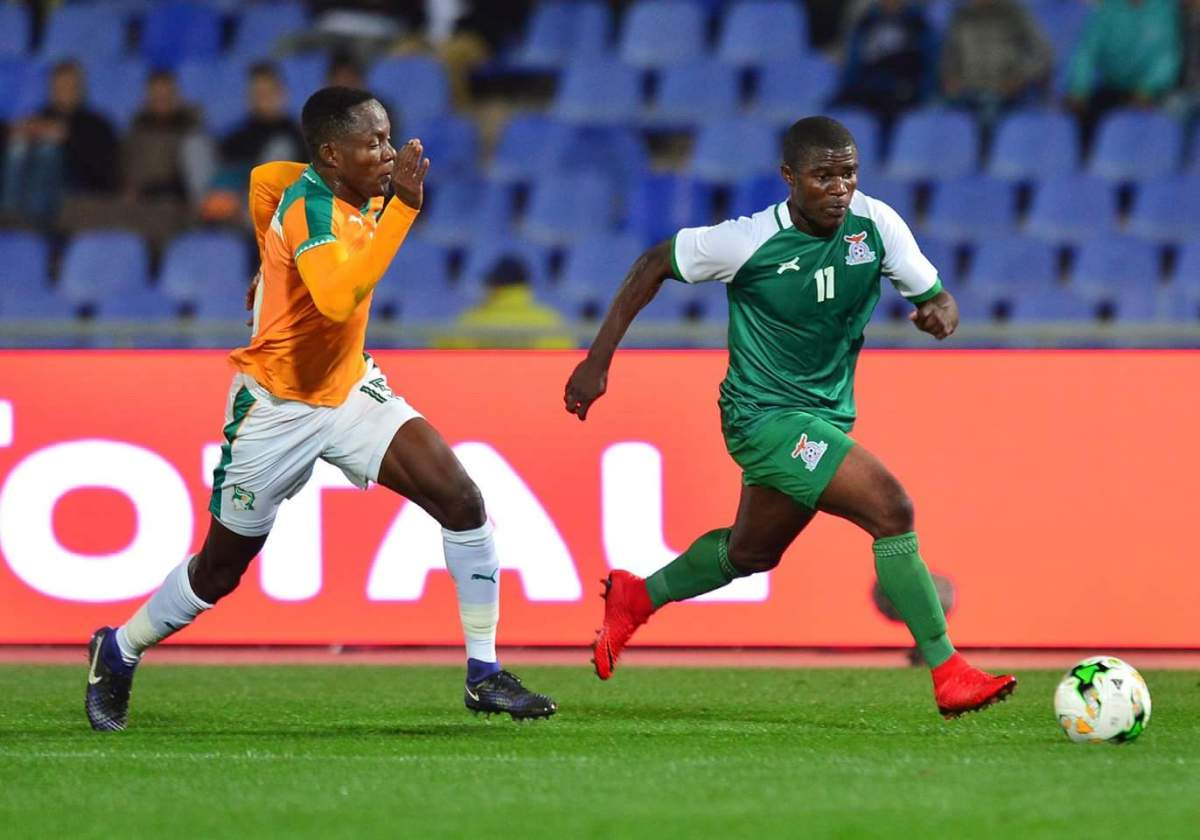 CHAN 2018: Chipolopolo shoot past Ivory Coast to reach quarter finals