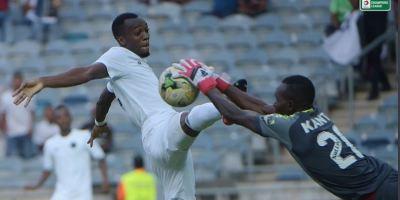 Shonga shoots Pirates into second position | ZamFoot