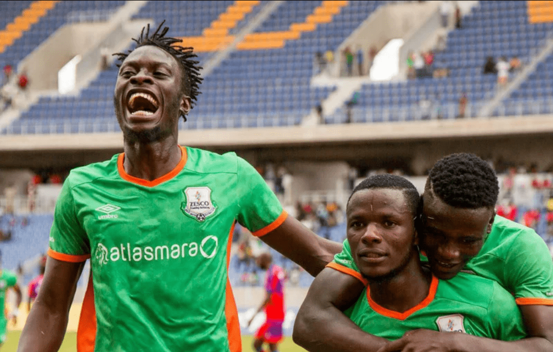 Zesco United and Nkana paired in Confederation Cup group phase