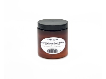 apple mango body butter