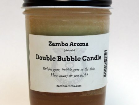 double bubble candle