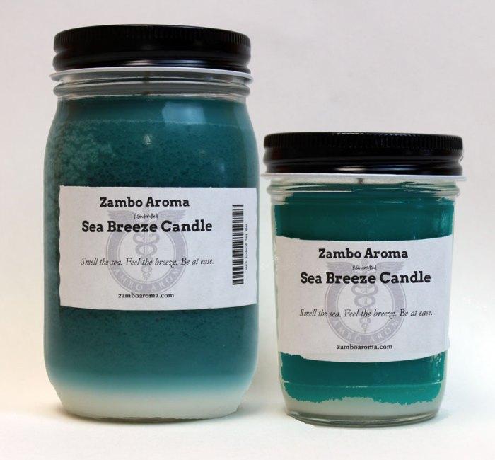 sea breeze candle