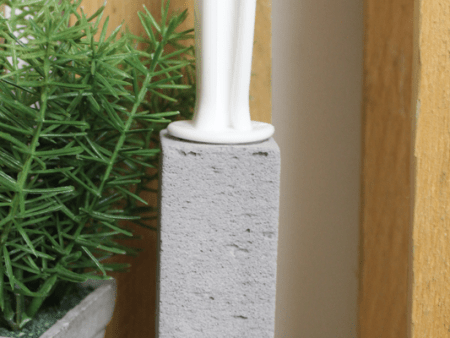 pumice stone with handle
