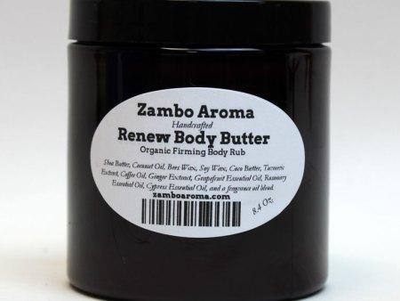 renew body butter