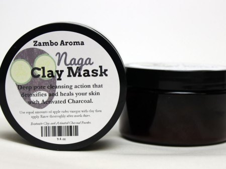 naga clay mask