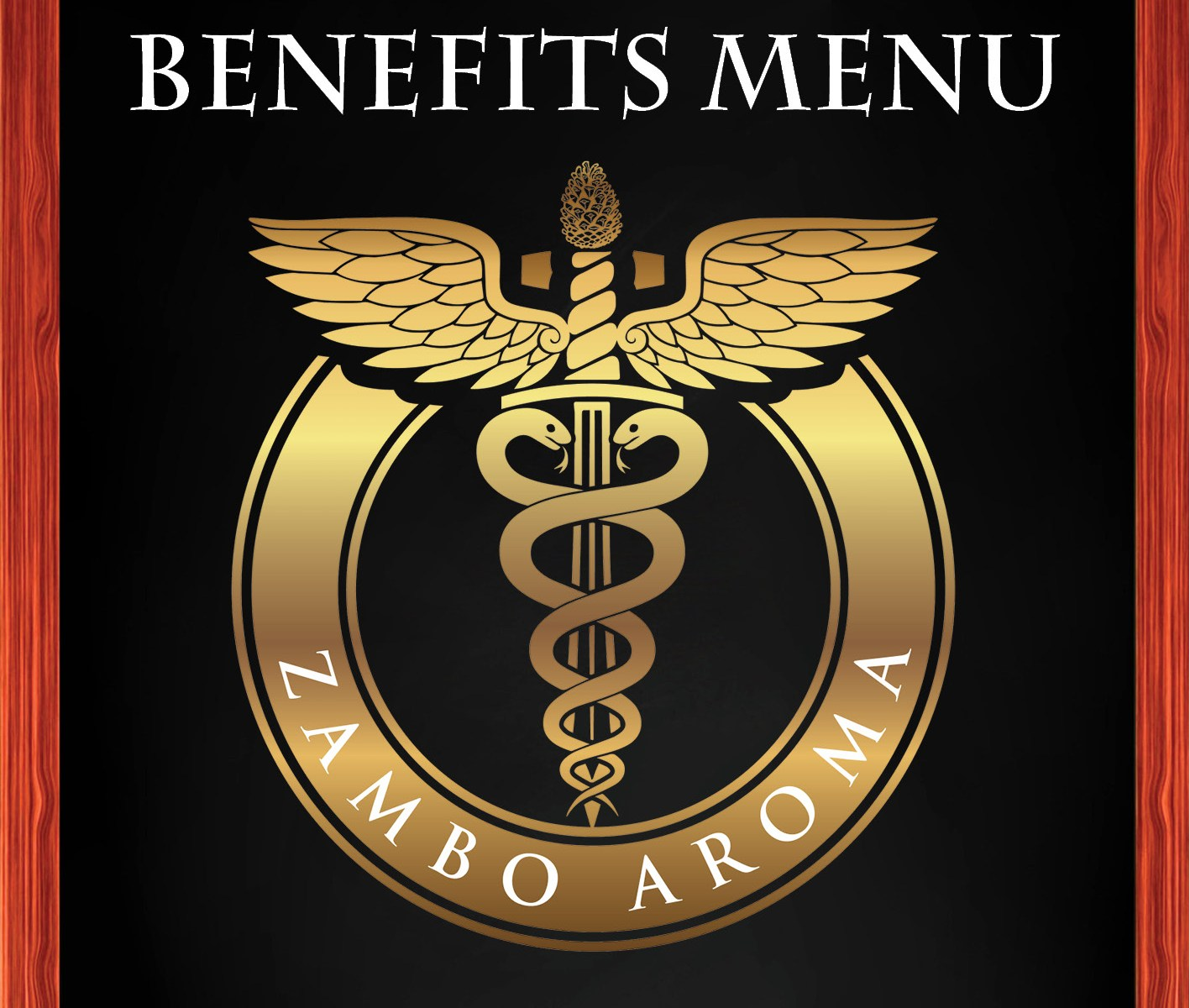 beneffits menu