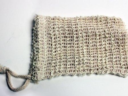 wool soap pouch