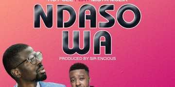 Hot Cee - Ndasowa Wina Ft Mista Muzik