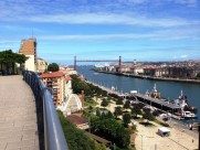 Bilbao Portugalete Spain