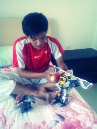Maen Robot 1