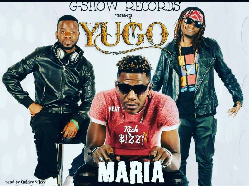 YUGO-Feat Rich Bizzy-MARIA-Prod G SHOW RECORDS
