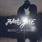 Qbiq Stylez Ft Hyper Flava - Found Love-Prod by Jenius