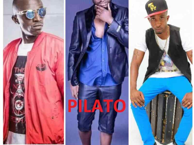 Mr Axe Ft Macky 2 X Pilato-Mwandelela Prod By kwis Wizy