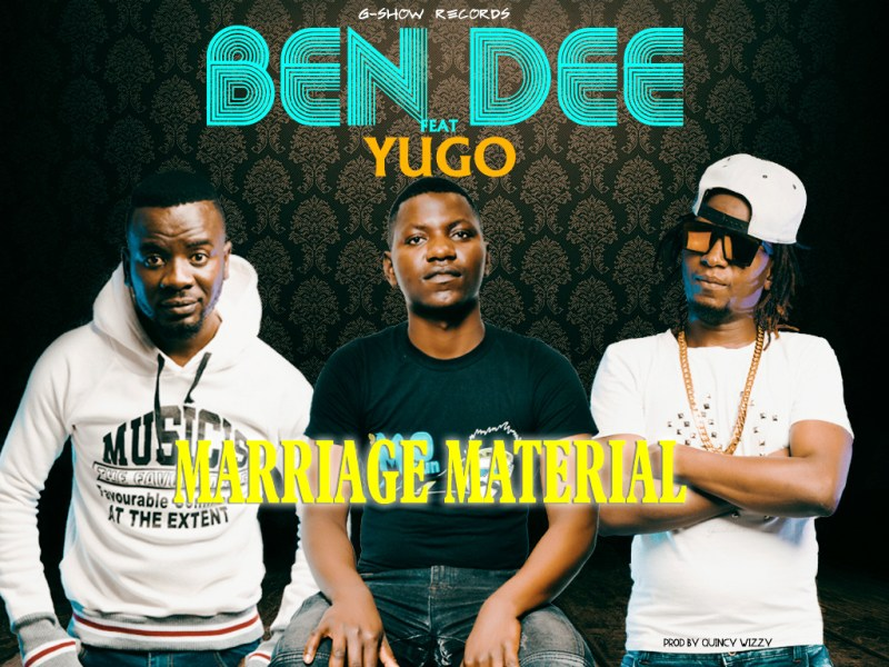Ben Dee Feat. Yugo-Marriage material(prod by Quincy Wizzy)