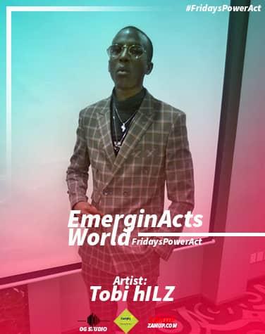 Tobi Hillz-100Mill (Prod by Dj Darme)