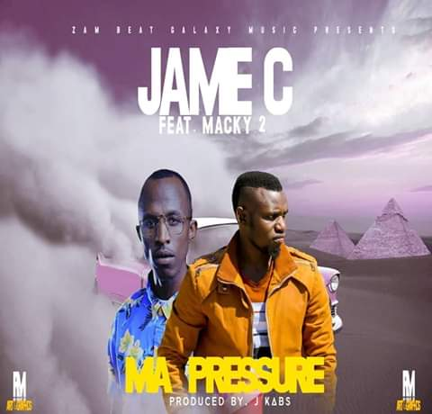 Jame C Feat.Macky2-Ma Pressure (Prod By J Kabs)
