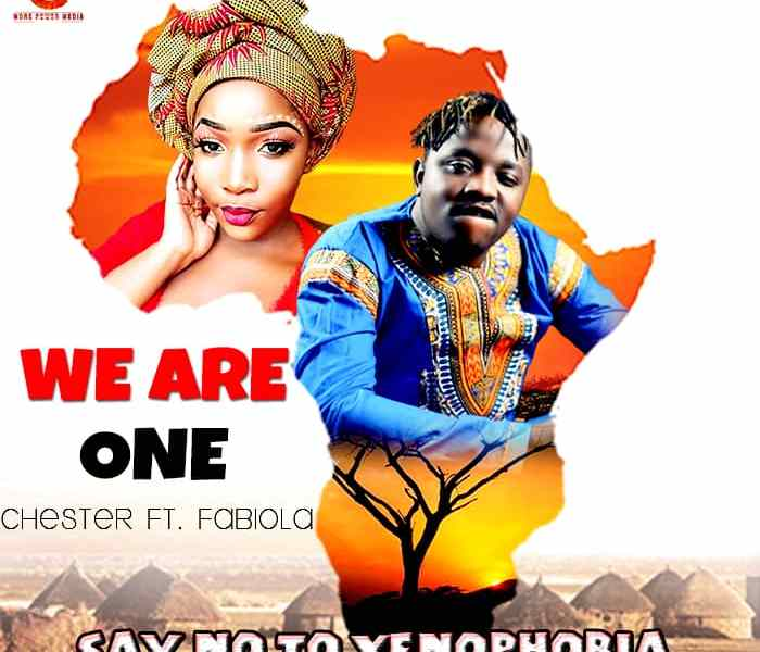 Chester Feat. Fabiola- We are One-(Prod at MorePower Records )