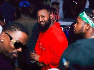 Watch, Cassper Nyovest, Performance, BET Awards, Main StageWatch, Cassper Nyovest, Performance, BET Awards, Main Stage