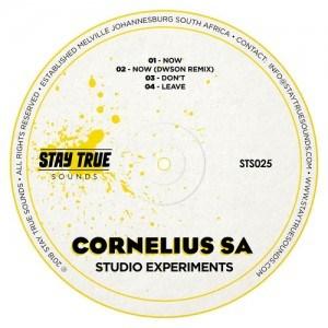 Cornelius SA, Studio Experiments, download ,zip, zippyshare, fakaza, EP, datafilehost, album, Afro House, Afro House 2018, Afro House Mix, Afro House Music, House Music