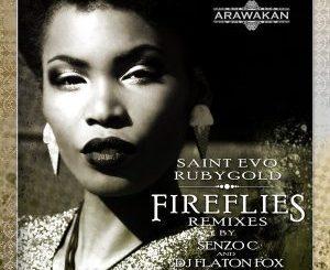 Saint Evo, RubyGold, DJ Flaton Fox, FireFlies (DJ Flaton Fox Remix), mp3, download, datafilehost, fakaza, Afro House, Afro House 2018, Afro House Mix, Afro House Music, House Music