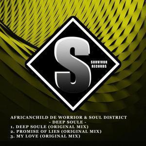 AfricanChild De Worrior, Soul District, My Love, Original Mix, mp3, download, datafilehost, fakaza, Afro House, Afro House 2019, Afro House Mix, Afro House Music, Afro Tech, House Music