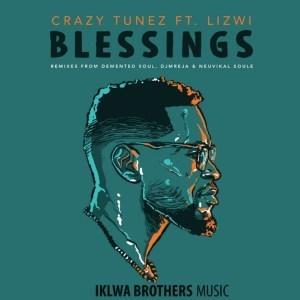 Crazy Tunez, Lizwi, Blessings, DJ Mreja, Neuvikal Soule Remix, mp3, download, datafilehost, fakaza, Afro House, Afro House 2019, Afro House Mix, Afro House Music, Afro Tech, House Music