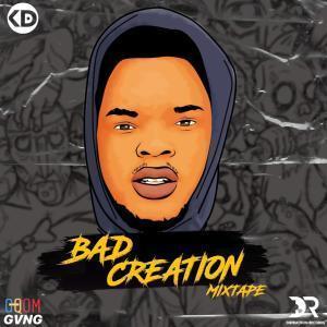 K Dot , Bad Creation Mixtape, mp3, download, datafilehost, fakaza, Deep House Mix, Deep House, Deep House Music, Deep Tech, Afro Deep Tech, House Music