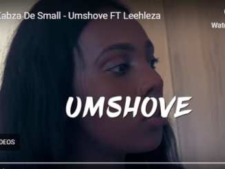 Kabza De Small, Umshove, Leehleza, video, mp3, download, datafilehost, fakaza, Afro House, Afro House 2019, Afro House Mix, Afro House Music, Afro Tech, House Music, Amapiano, Amapiano Songs, Amapiano Music