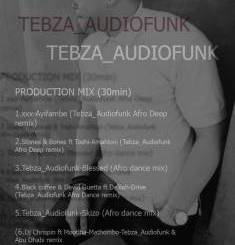Tebza Audiofunk, Underground Afro 2019 Mix, mp3, download, datafilehost, fakaza, Afro House, Afro House 2019, Afro House Mix, Afro House Music, Afro Tech, House Music
