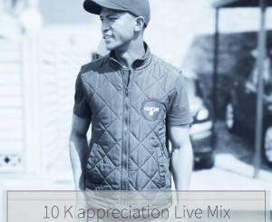 Villager SA, 10k Appreciation Live Mix, mp3, download, datafilehost, fakaza, Afro House, Afro House 2019, Afro House Mix, Afro House Music, Afro Tech, House Music