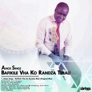 Amos Sings %E2%80%93 Bafikile Vha Ko Randza Timali Original Mix zamusic 1 - Amos Sings – Bafikile Vha Ko Randza Timali