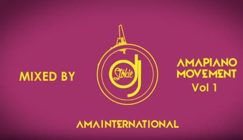 DJ Stokie Amainternational Ft. Lebo Killa zamusic - DJ Stokie  Ft. Lebo & Killa – Amainternational