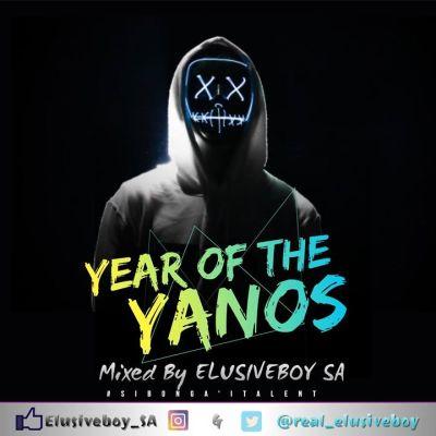 Elusiveboy SA %E2%80%93 Year Of The Yanos Vol.1 Mix zamusic - Elusiveboy SA – Year Of The Yanos Vol.1 Mix