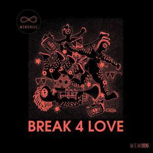 Rocco Rodamaal Keith Thompson %E2%80%93 Break 4 Love Atjazz Galaxy Aart Remix zamusic - EP: Rocco Rodamaal – Break 4 Love