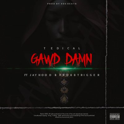 Tedical %E2%80%93 Gawd Damn Ft. Jayhood Pross Trigger zamusic - Tedical – Gawd Damn Ft. Jayhood & Pross Trigger