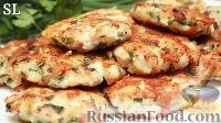 عکس به دستور غذا: کتک های مرغ مرغ با پنیر
