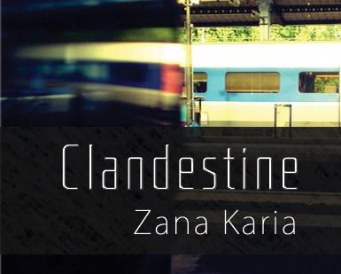 Extraits  Clandestine (Nouvelle littéraire lesbienne)