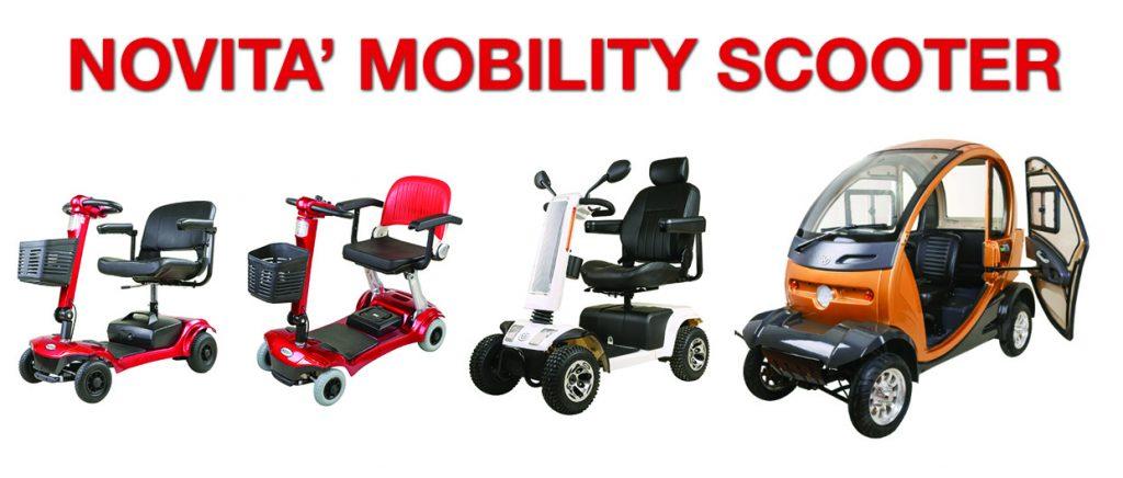 Scooter per anziani e disabili  Zanardo Giardinaggio
