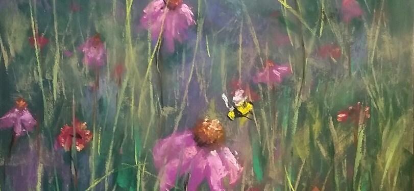 Pastel Wildflower Meadow