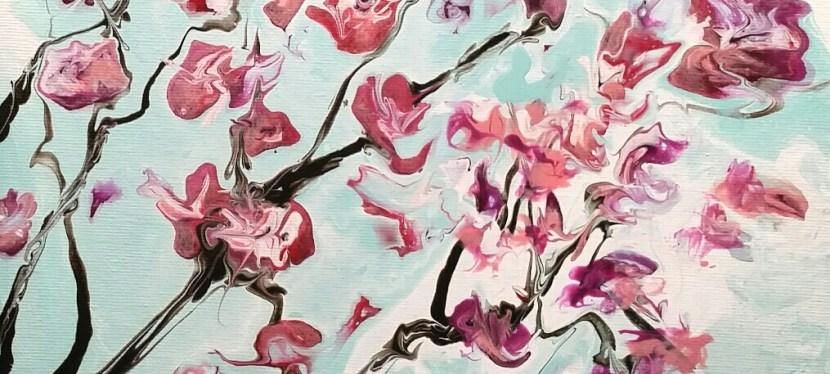 Flow Cherry Blossoms