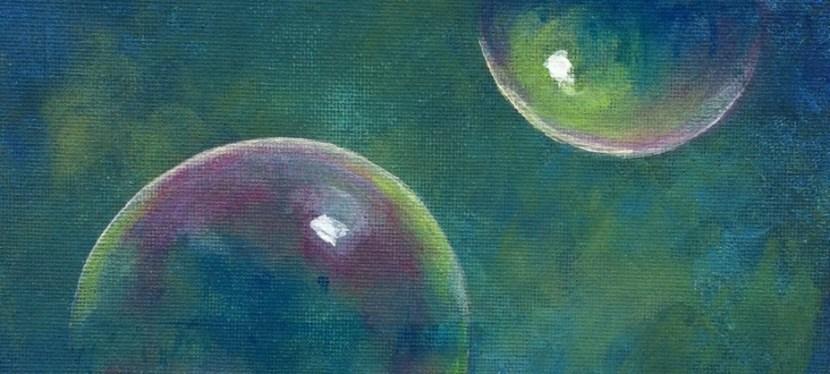 Acrylic Bubbles!